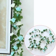 Fiore della Vite Attraente Fiore di seta Fiori Artificiali (Venduto in un mazzo) (131156864)