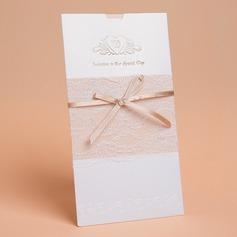 Stile Moderno Wrap & Pocket Invitation Cards con Archi (Set di 50) (114058286)