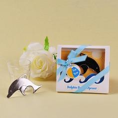 Creativo/Stile classico/Bella A Forma di delfino Lega di Zinco Apribottiglie (Venduto in un unico pezzo) (052182945)