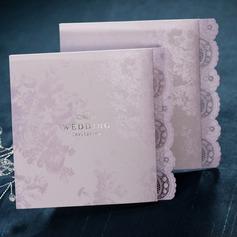Personalizzato Stile classico/stile moderno Side Fold Biglietti d'invito (Set di 50) (114188092)