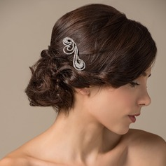 Lovely Alloy Hair Combs (042050227)