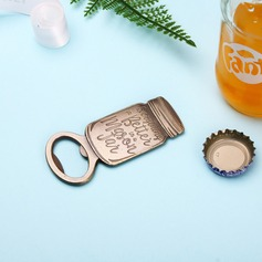 Simple En alliage de zinc Ouvre-bouteilles (Lot de 4) (051205241)