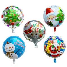 Ballon Sødt Og Aluminiumsfolie (Sæt af 5) Rund Gaver (129148779)