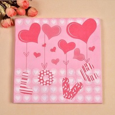 Lovely Balloon Design Dinner Napkins (Set of 20) (011036228)