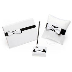 Black & White Collection Set With Bowknot (100017972)