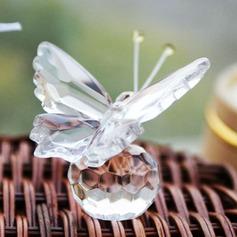 Schmetterling Kristall Andenken mit Bänder (051024188)