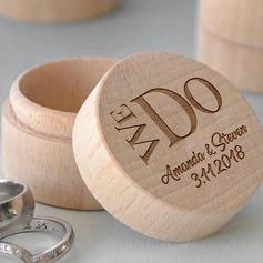 Individualisiert Ring-Kasten in Holz (103186343)