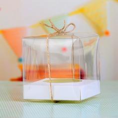 Cubic Plast Favoriter och behållare/Muffin lådor (Set om 12) (050024706)