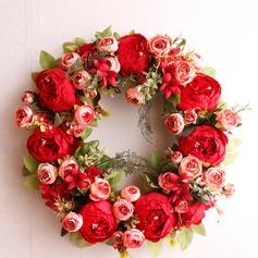 All'aperto bella elegante stile classico fiore di seta Home decor venduto in un singolo (203175795)