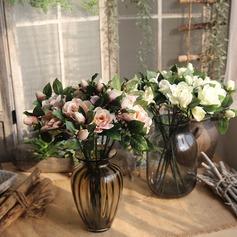 Flower Design Lovely/Pretty Silk Flower Artificial Flowers (set of 4) (131196947)