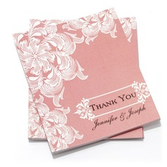 Personalized Artistic Style Thank You Cards (Set of 50) (114054965)
