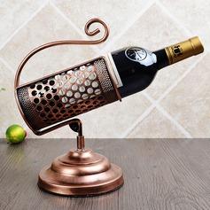 Creativo Acciaio inossidabile/Placcatura Porta Bottiglia / Bottigliera (052095650)
