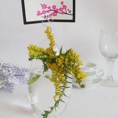 Elegant Glas Platz-Kartenhalter (051040125)