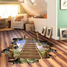 Traditionnel / Classique Retro PVC Décoration de maison (Vendu dans une seule pièce) (203168034)