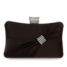 Elegant Silk Clutches (012011038)