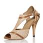 Vrouwen Sprankelende Glitter Sandalen Latijn Dansschoenen (053095149)