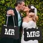 Sposa Regali - Elegante Legno Photo Booth Prop (Set di 2) (255183502)