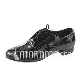Men's Leatherette Latin Ballroom Practice Character Shoes Dance Shoes (053012982)