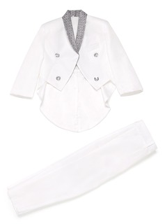 Boys 2 Pieces Elegant Ring Bearer Suits /Page Boy Suits With Jacket Pants (287199753)