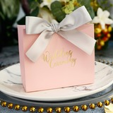 Sweet Love Other Card Paper Favor Boxes With Ribbons (Set of 30) (050197407)