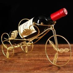 simple classic cute Plating Wine Rack (203199444)