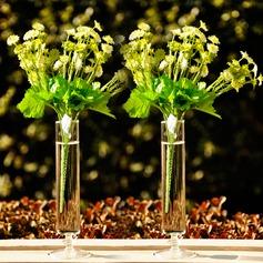 в форме трубки стекло ваза (128035754)