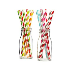 High quality paper Straws (Set of 25) (051036761)