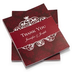 Personalized Classic Style Thank You Cards (Set of 50) (114054971)